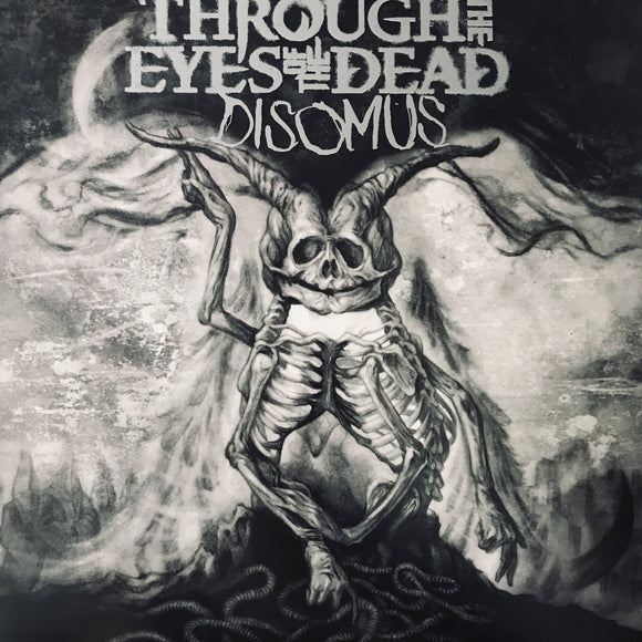 Through The Eyes Of The Dead - Disomus LP