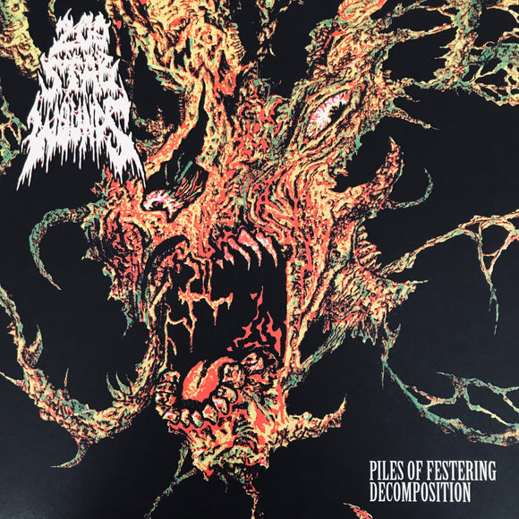 200 Stab Wounds - Piles Of Festering Decomposition EP