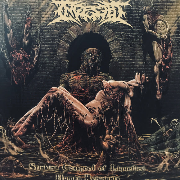 Ingested - Stinking Cesspool Of Liquefied Human Remnants 10