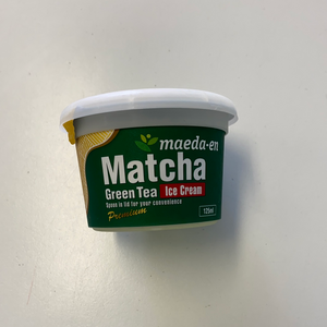 Green Tea Matcha Ice-Cream 125ml