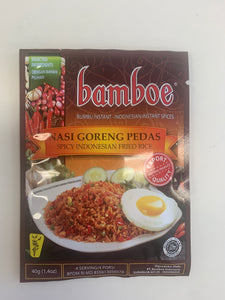 Bamboe Spicey Fried Rice Hot Seasoning