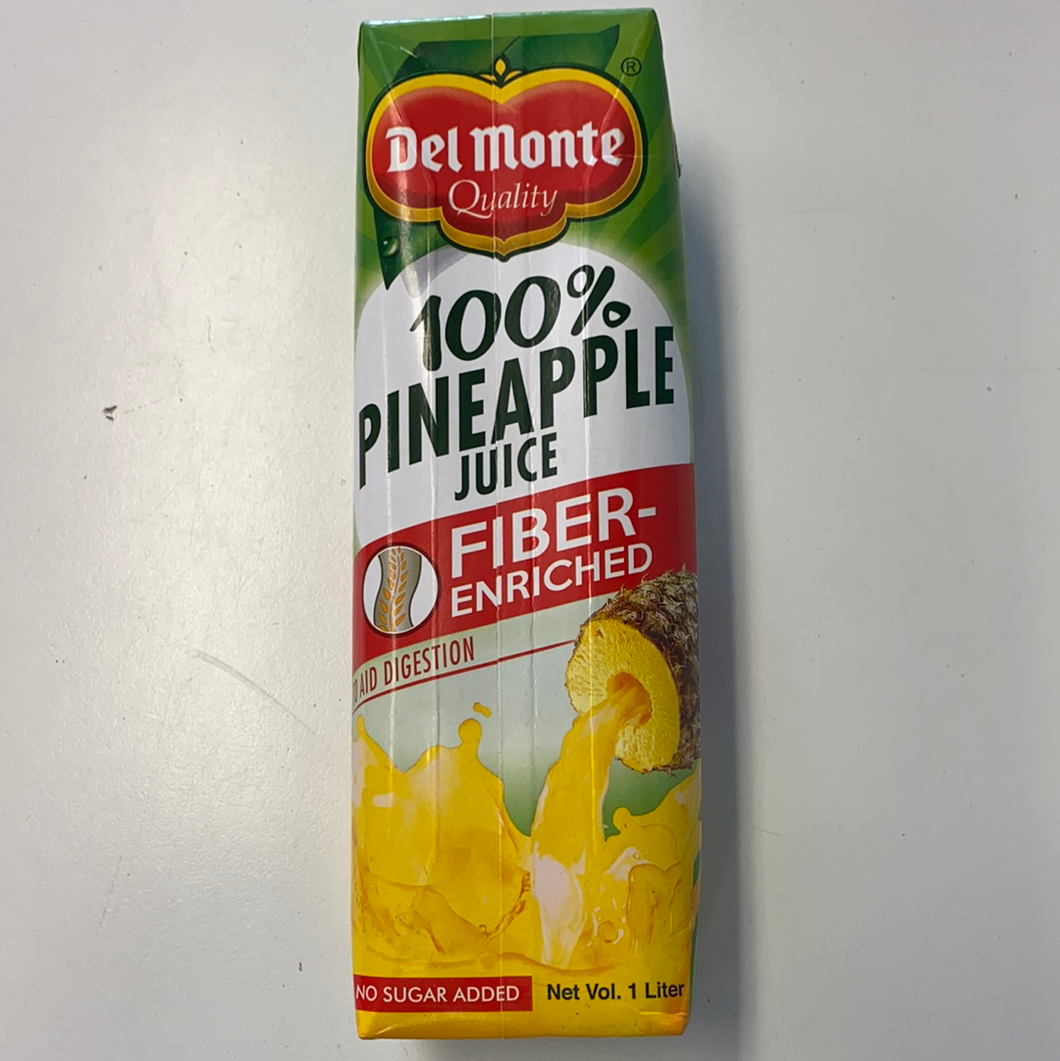 Dm 100% Pineapple Juice 1ltr