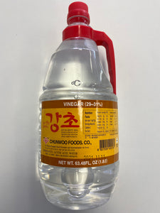 cooking vinegar 1.8L