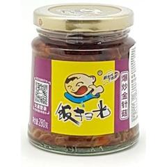 Pickled Golden Mushroom 280g