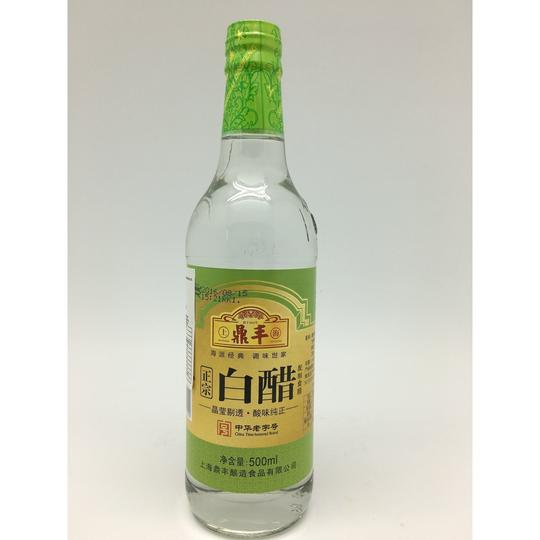TF Rice Vinegar 500ml