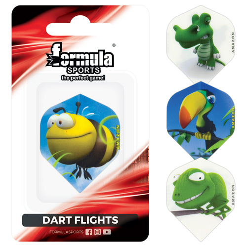 FLIGHTS AMAZON CARTOON BP