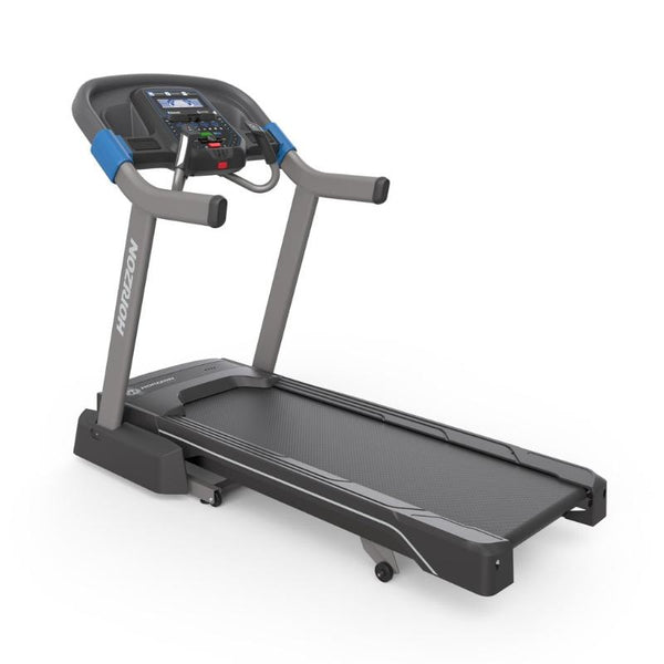 7.0AT-02 treadmill horizon black