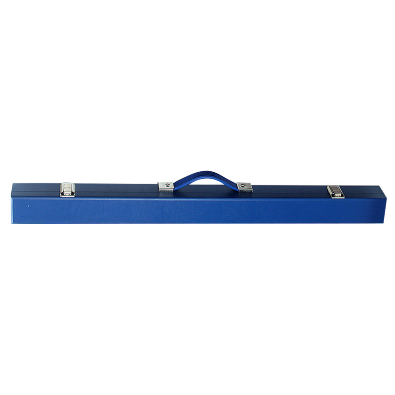 cues 2 piece hard case blue formula 32 inch
