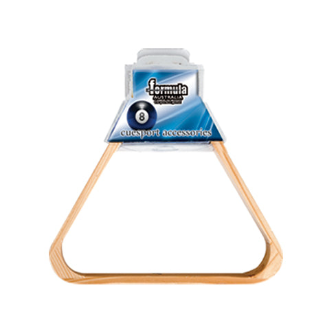 TRIANGLE 10 BALL WOODEN