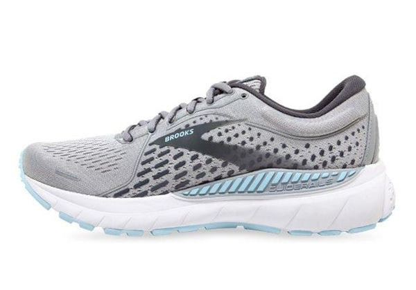 Adrenaline GTS brooks oyster alloy ladies running shoe