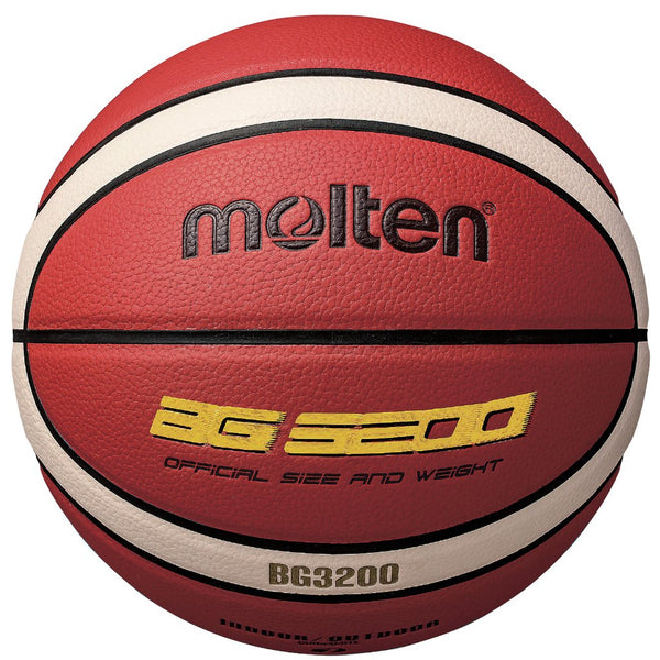 BASKETBALL - PU LEATHER INDOOR/OUTDOOR