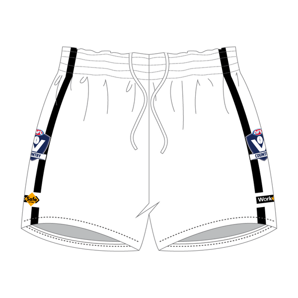 COLLINGWOOD AWAY SHORTS