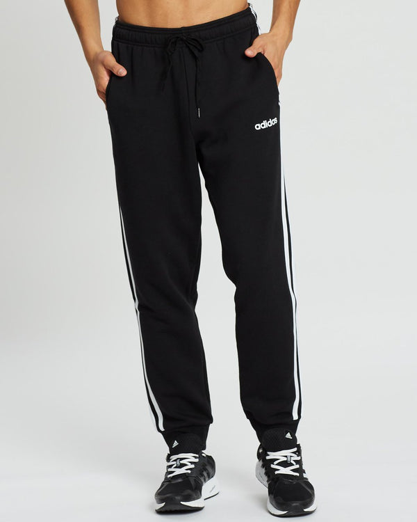ESSENTIAL 3 STRIPE TAPERED CUFFED PANT