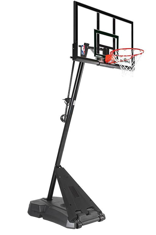 SPALDING 48INCH PORTABLE BASKETBALL SYSTEM