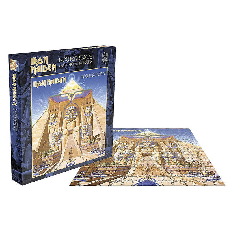 IRON MAIDEN - POWERSLAVE 500PC