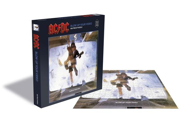 Aquarius AC/DC blow up your video 500 piece puzzle