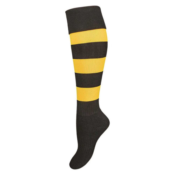 FOOTBALL SOCKS TIGERS