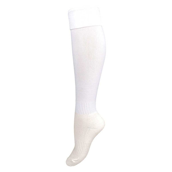FOOTBALL SOCKS WHITE