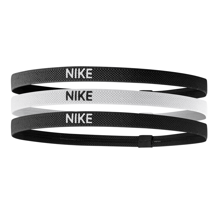 NIKE HAIRBANDS ELASTIC 3 PACK