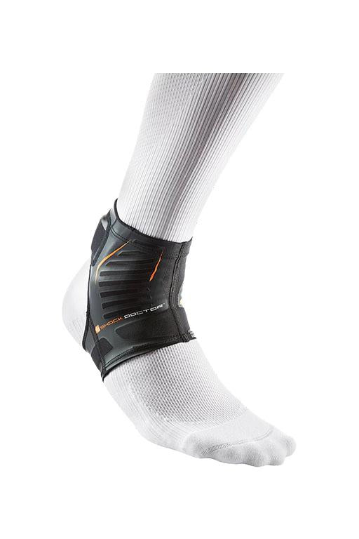 Shock doctor achilles sleeve black achilles support