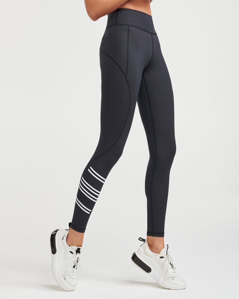 PANELLED COMPRESSION LEGGING