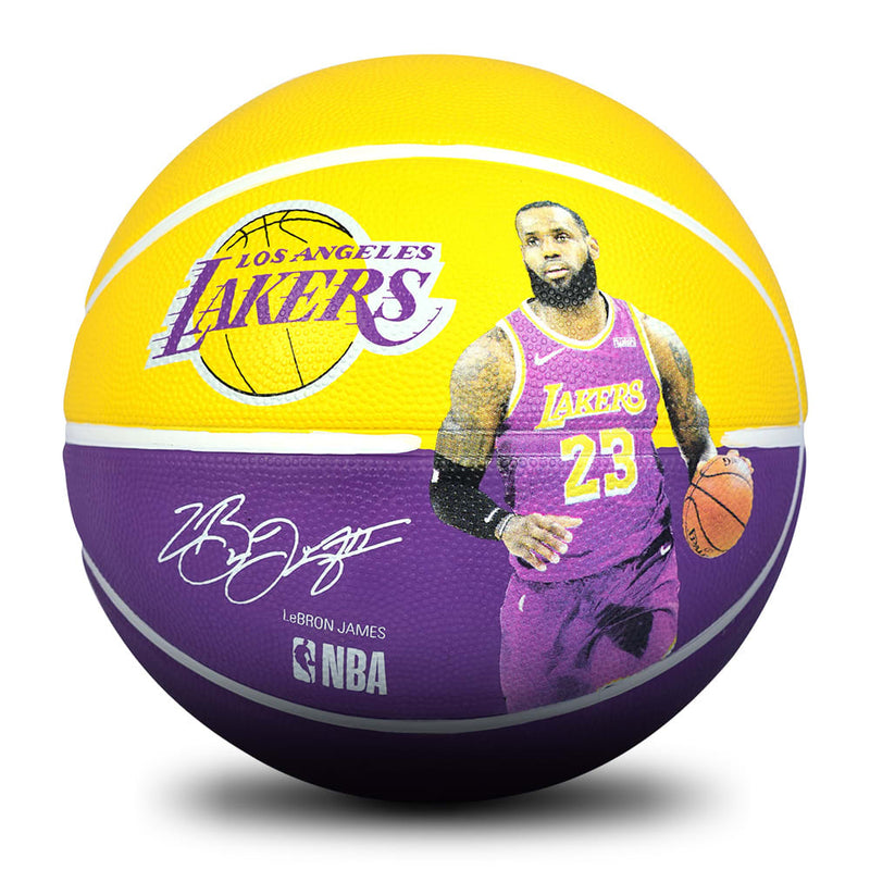 SPALDING NBA PLAYER SERIES