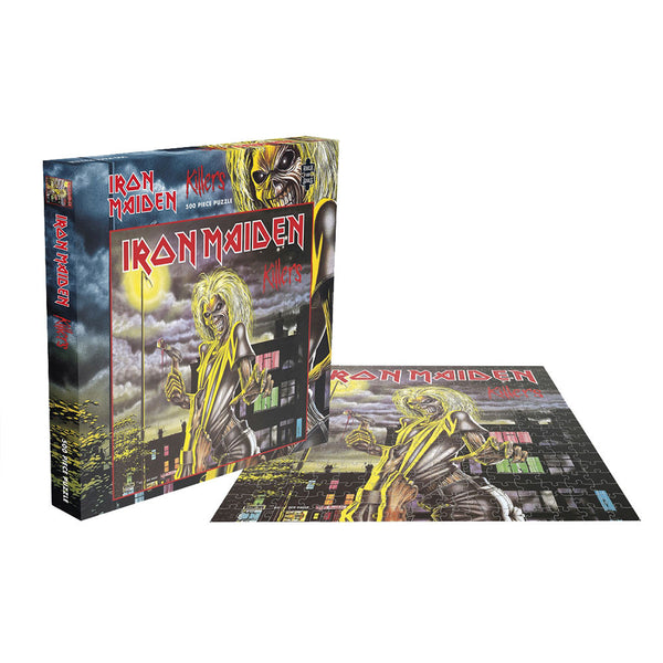 IRON MAIDEN - KILLERS 500PC PUZZLE