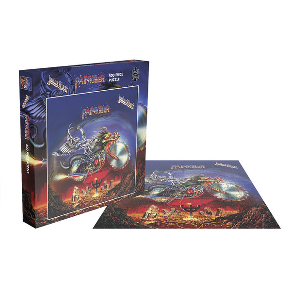 JUDAS PRIEST - PAINKILLER 500PC PUZZLE