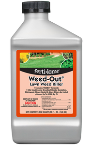 WEED-OUT LAWN WEED KILLER
