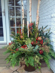 Holiday Container Workshop - Nov 21