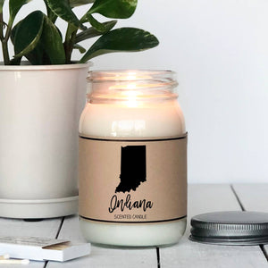 Indiana Scented Candle