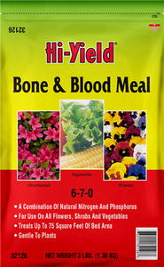 Bone & Blood Meal 4#