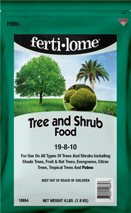 TREE AND SHRUB FOOD 4#
