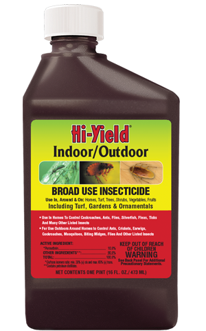 INDOOR/OUTDOOR BROAD USE INSECTICIDE (16 OZ)