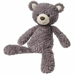 Grey Putty Bear-Medium