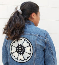 Load image into Gallery viewer, White Lotus Jacket