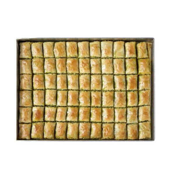 Twisted Pistachio Baklava