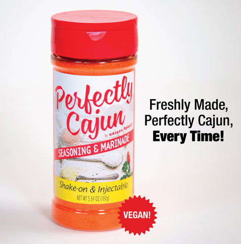 Perfectly Cajun by Krispy Krunchy® Seasoning & Marinade