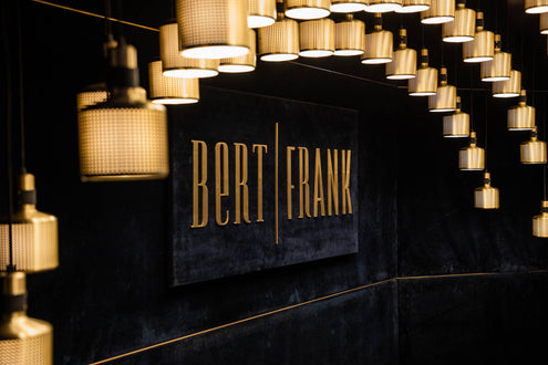 Bert Frank - Bert Frank to launch new wall lighting at Paris Design Week 2020