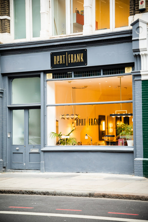 Bert Frank - Bert Frank launch London flagship showroom