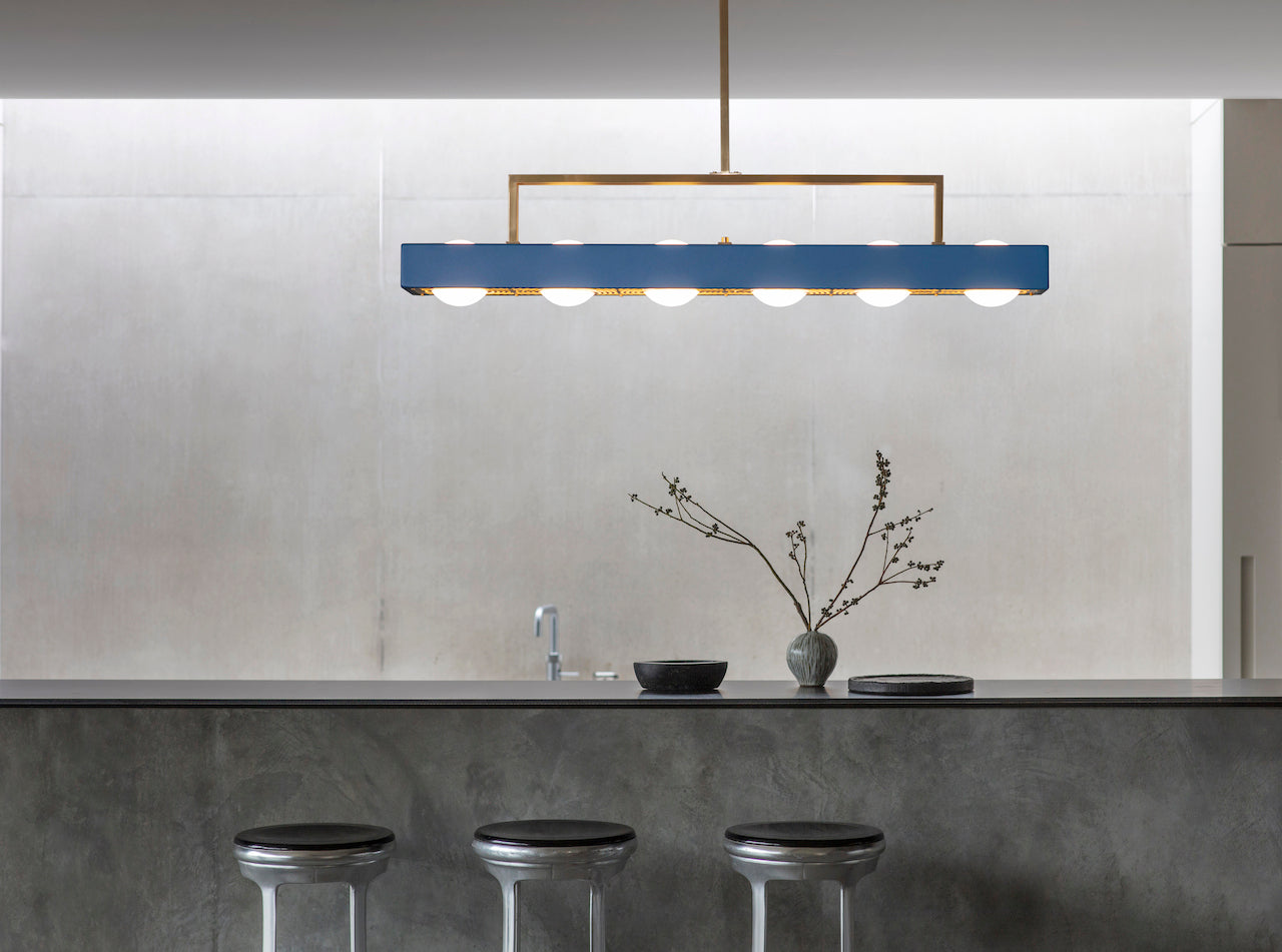 Bert Frank article - Kitchen lighting tips from co-founder Robbie Llewellyn