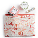 Pure Love Gift Set with Pink Geo Pouch