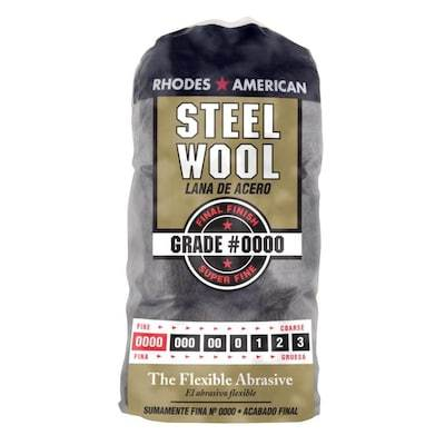 Homax Super Fine Steel Wool Grade