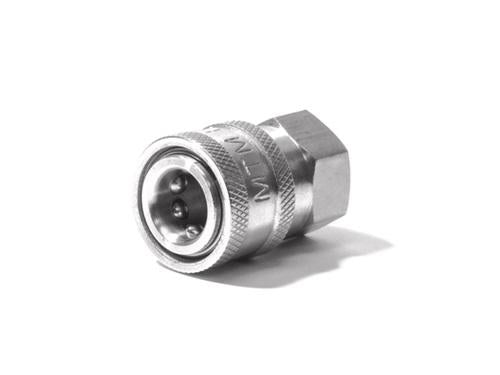 MTM Hydro Female NPT Stainless Quick Coupler