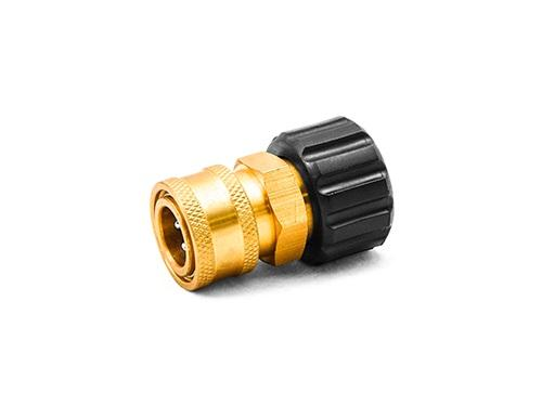 "MTM Hydro M22 14mm X 3/8"" QC Coupler Adapter"