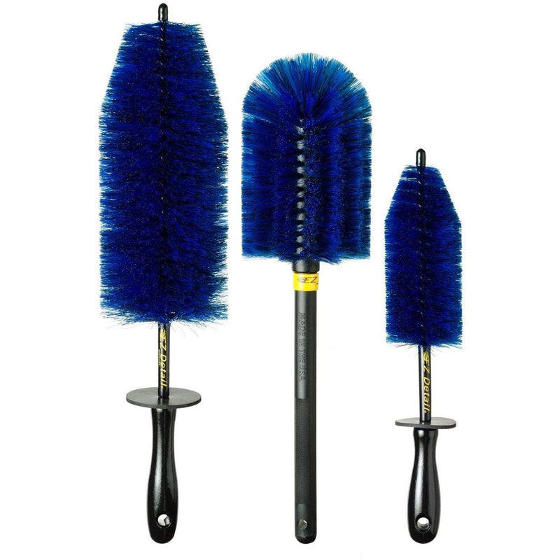 EZ Detail Brush 3 Pack