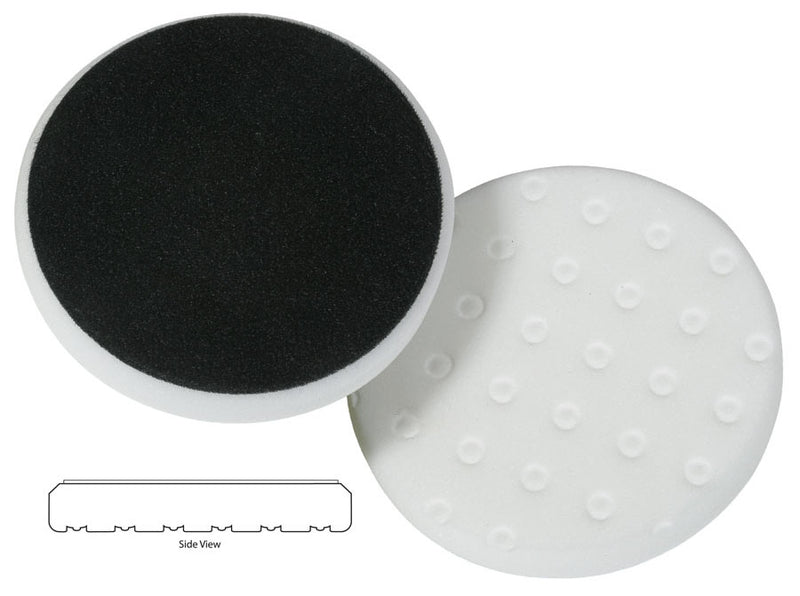 CCS Cutback DA | White Foam Heavy Polishing Pad