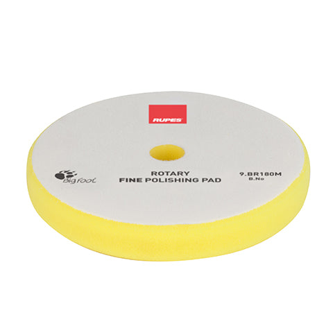 Rupes Rotary Fine Yellow Foam Pad
