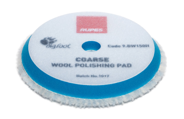 Rupes Course DA Wool Pad