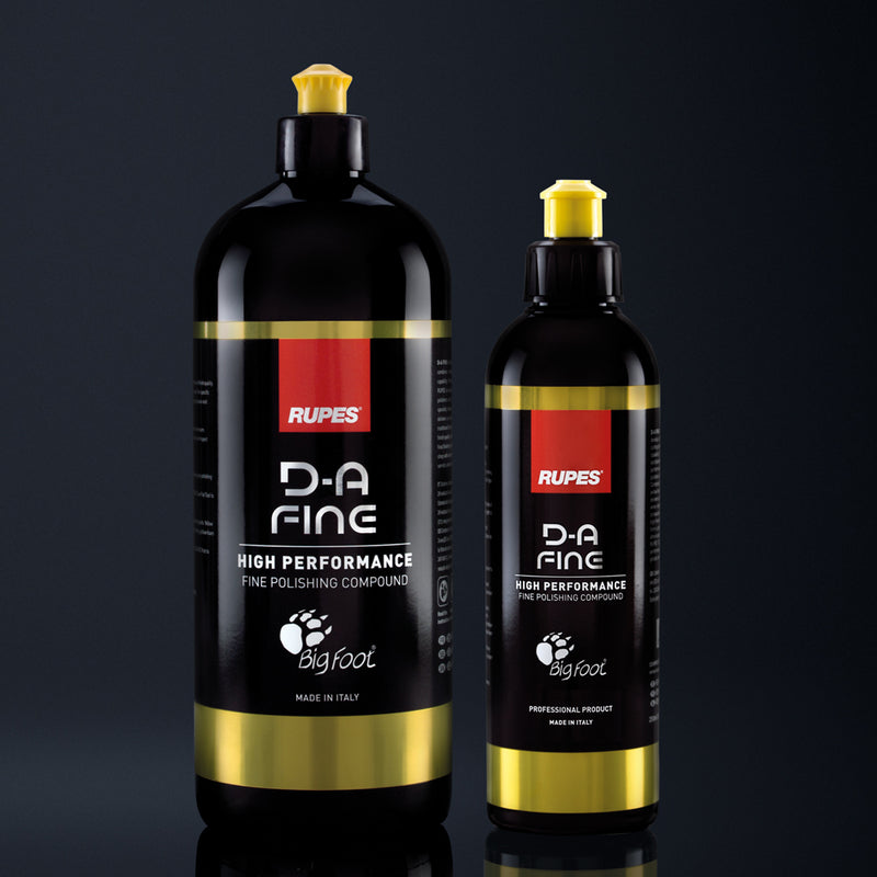 Rupes BigFoot D-A Fine High-Performance Polishing Compound